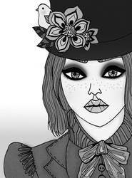 vampiress by DissyButterfly