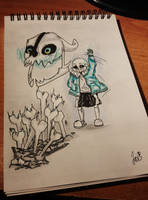 Just Sans by DreamyLois