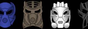 Normalfied Inika Masks