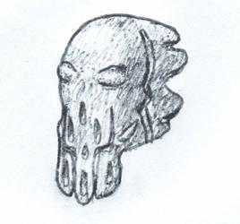 Mask of Conjuring by bonesiii