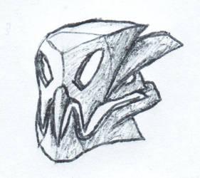 Mask of Incomprehension by bonesiii