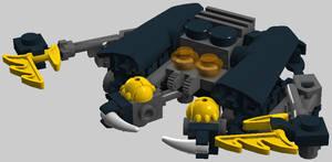 Micro-Bionicle -- Manas