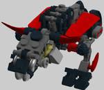 Micro-Bionicle -- Kane-Ra