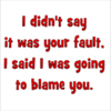 not your fault by BlueRavenAngel