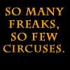 freaks by BlueRavenAngel