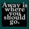 away by BlueRavenAngel