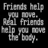 Friends do help you by BlueRavenAngel