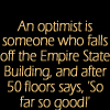 An optimist by BlueRavenAngel