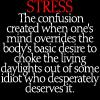 Stress by BlueRavenAngel