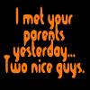 I met your parents by BlueRavenAngel