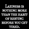 Laziness by BlueRavenAngel