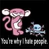 You're the reason by BlueRavenAngel