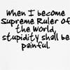 Stupidity by BlueRavenAngel