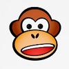 Monkey by BlueRavenAngel