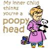 My inner child by BlueRavenAngel