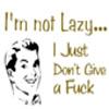 I'm not lazy by BlueRavenAngel