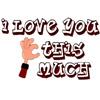 I love you1 by BlueRavenAngel