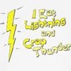 I eat lightnings by BlueRavenAngel