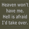 Heaven and hell by BlueRavenAngel