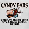 Candy bars by BlueRavenAngel
