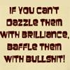 Baffle them by BlueRavenAngel