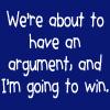 Argument by BlueRavenAngel