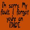 My fault by BlueRavenAngel