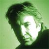 Alan Rickman by BlueRavenAngel