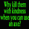 Kindness by BlueRavenAngel