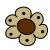 Cream flower by BlueRavenAngel