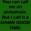Damn good time by BlueRavenAngel