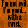 I'm good by BlueRavenAngel