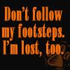 Don't follow by BlueRavenAngel