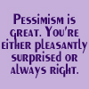 Pessimism by BlueRavenAngel