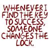 Key to success by BlueRavenAngel