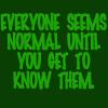 Seem normal by BlueRavenAngel