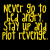 Never go to bed angry by BlueRavenAngel