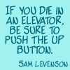Push the UP button by BlueRavenAngel