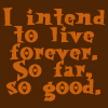 Live forever by BlueRavenAngel
