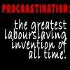 Procrastionation 1 by BlueRavenAngel