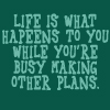 Life is what happens by BlueRavenAngel
