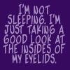 I'm not sleeping by BlueRavenAngel