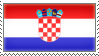 Croatian flag by BlueRavenAngel