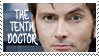The tenth doctor by BlueRavenAngel
