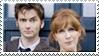 Doctor and Donna 1 by BlueRavenAngel