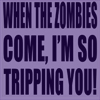 When the zombies come by BlueRavenAngel