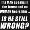 Is he still wrong? by BlueRavenAngel