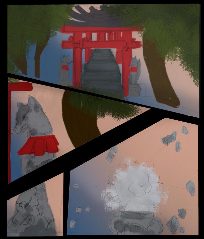 Ancient Guardians by MesuOkami