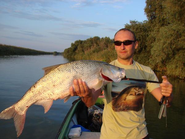Fishing in Astrahan's Delta by stefan69
