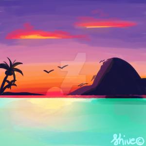 Malibu by braindead-degenerate